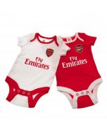 Arsenal 2x bodi