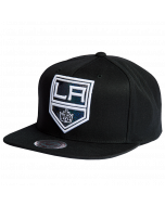 Los Angeles Kings Mitchell & Ness Dark Hologram kapa