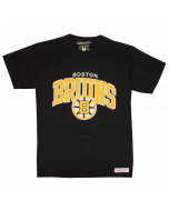 Boston Bruins Mitchell & Ness Team Arch majica