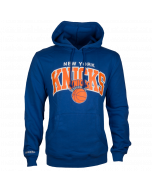 New York Knicks Mitchell & Ness Team Arch jopica s kapuco