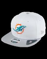 New Era 9FIFTY Contrast Crown kapa Miami Dolphins (80489066)