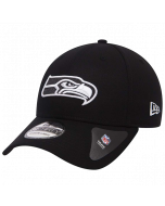 New Era 39THIRTY Monochrome kapa Seattle Seahawks (80524523)