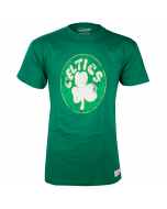 Boston Celtics Mitchell & Ness Distressed HWC Logo majica