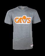 Cleveland Cavaliers Mitchell & Ness Distressed HWC Logo majica