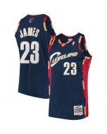 James LeBron 23 Cleveland Cavaliers 2008-09 Mitchell & Ness Swingman dres
