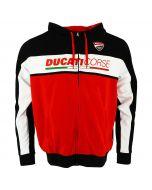 Ducati Corse Racing jopica s kapuco