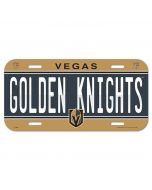 Vegas Golden Knights avto tablica
