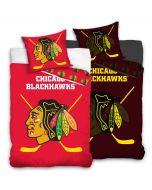 Chicago Blackhawks Glow In The Dark posteljnina 140x200