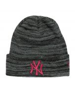 New York Yankees New Era Marl Knit ženska zimska kapa