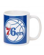 Philadelphia 76ers Team Logo skodelica
