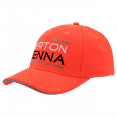 Ayrton Senna McLaren Three Times World Champion kapa