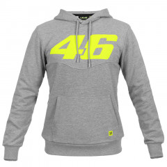 Valentino Rossi VR46 Core pulover s kapuco (VRMFL325105)