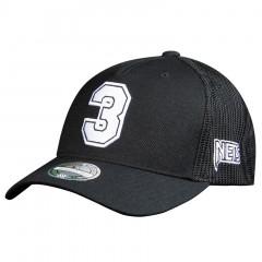 Dražen Petrović 3 New Jersey Nets Mitchell & Ness 110 Flexfit HWC Trucker Mütze