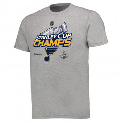 St. Louis Blues 2019 Stanley Cup Champions Locker Room T-Shirt