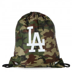 Los Angeles Dodgers New Era Woodland Camo športna vreča