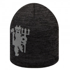 Manchester United New Era Black Skull zimska kapa