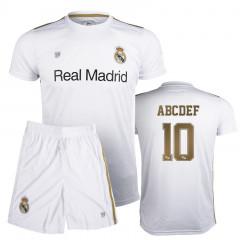 Real Madrid Poly otroški trening komplet dres (poljubni tisk +15€)