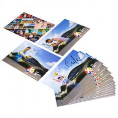 OZS komplet kartic igralcev z lastnoročnim podpisom