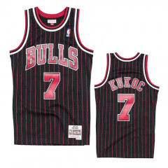 Toni Kukoć 7 Chicago Bulls 1997-98 Mitchell & Ness Alternate Swingman dres