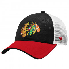 Chicago Blackhawks Trucker Revise Iconic kapa