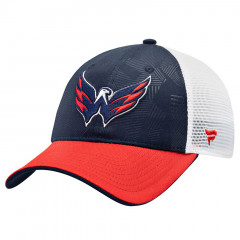 Washington Capitals Trucker Revise Iconic kapa