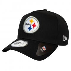 Pittsburgh Steelers New Era 9FORTY A-Frame Closed Back kapa