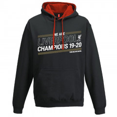 Liverpool Champions 19-20 pulover s kapuco
