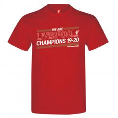 Liverpool Champions 19-20 Red majica