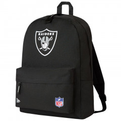 Las Vegas Raiders New Era Black Stadium Pack nahrbtnik