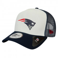 New England Patriots New Era Trucker Team Colour Block kapa