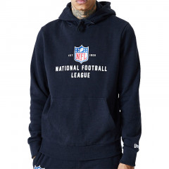 NFL League New Era Established Po pulover s kapuco