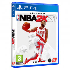 NBA 2K21 Standard Edition igra PS4