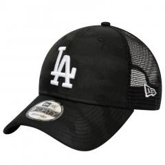 Los Angeles Dodgers  New Era 9FORTY Trucker Seasonal The League Black Camo kapa