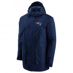 New England Patriots Iconic Back To Basics Heavyweight zimska jakna