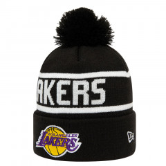 Los Angeles Lakers New Era Team Jake Bobble Cuff zimska kapa