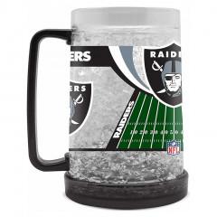 Las Vegas Raiders Crystal Freezer vrč 475 ml