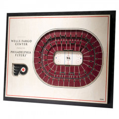 Philadelphia Flyers 3D Stadium View slika