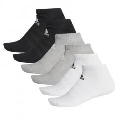 Adidas Cushioned Low 6x nogavice