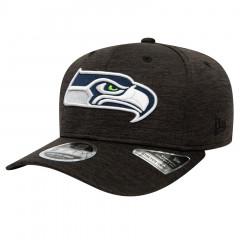 Seattle Seahawks New Era 9FIFTY Total Shadow Tech Stretch Snap kapa