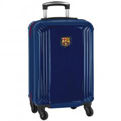 FC Barcelona Reisekoffer auf Rädern