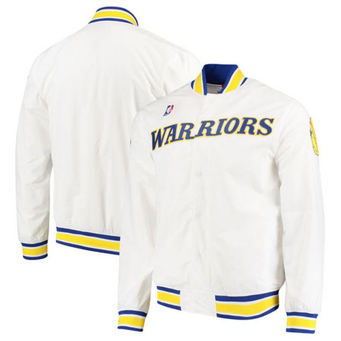 best sneakers ca8a5 30021 Golden State Warriors 1996-97 Mitchell & Ness Authentic Warm Up jakna