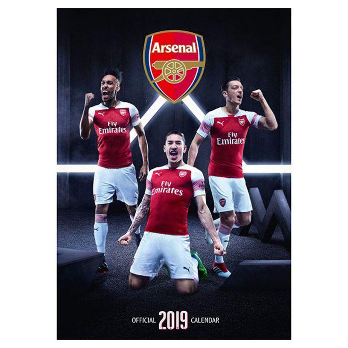 Calendario Arsenal.Arsenal Calendario 2019