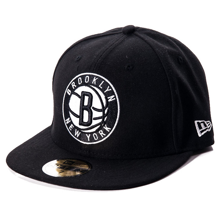 New Era 59FIFTY Mütze Brooklyn Nets