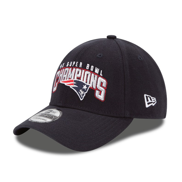 New Era 39THIRTY Mütze New England Patriots Superbowl Champions 2015