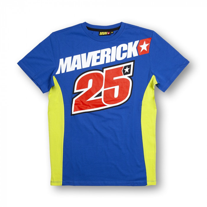 Maverick Vinales MV25 T-Shirt