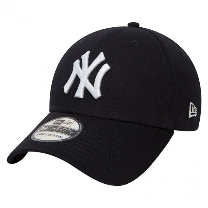 New York Yankees New Era 39THIRTY League Essential kapa Navy (10145636)