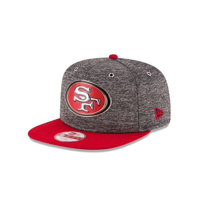 New Era 9FIFTY Draft Mütze San Francisco 49ers