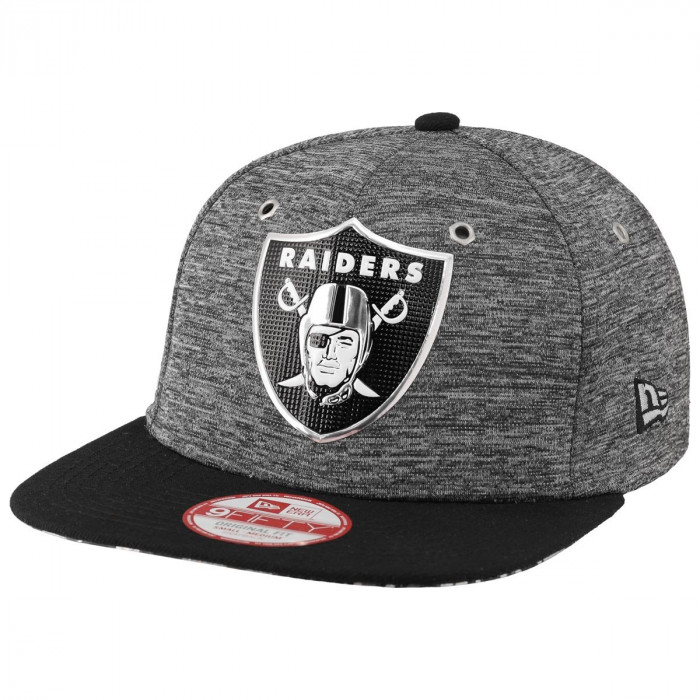 New Era 9FIFTY Draft Mütze Oakland Raiders