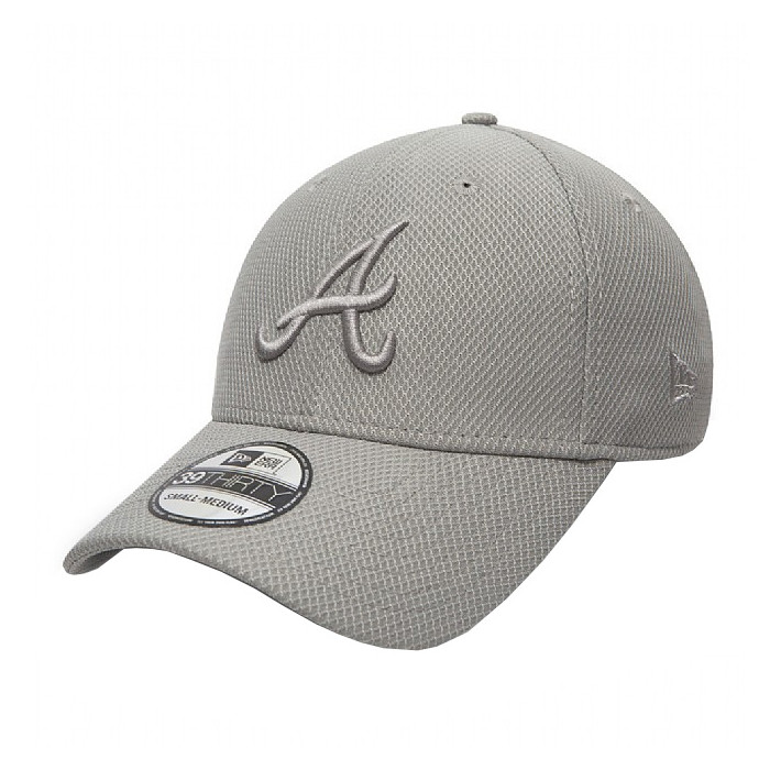 New Era 39THIRTY Diamond Era Stretch kapa Atlanta Braves (80259544)