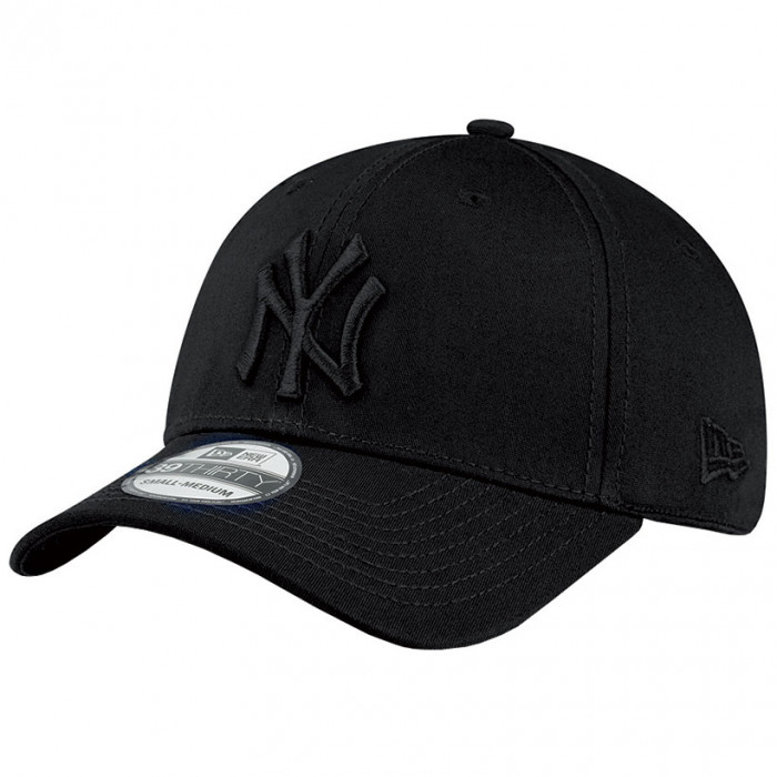 New York Yankees New Era 39THIRTY League Essential kapa Black (10145637)